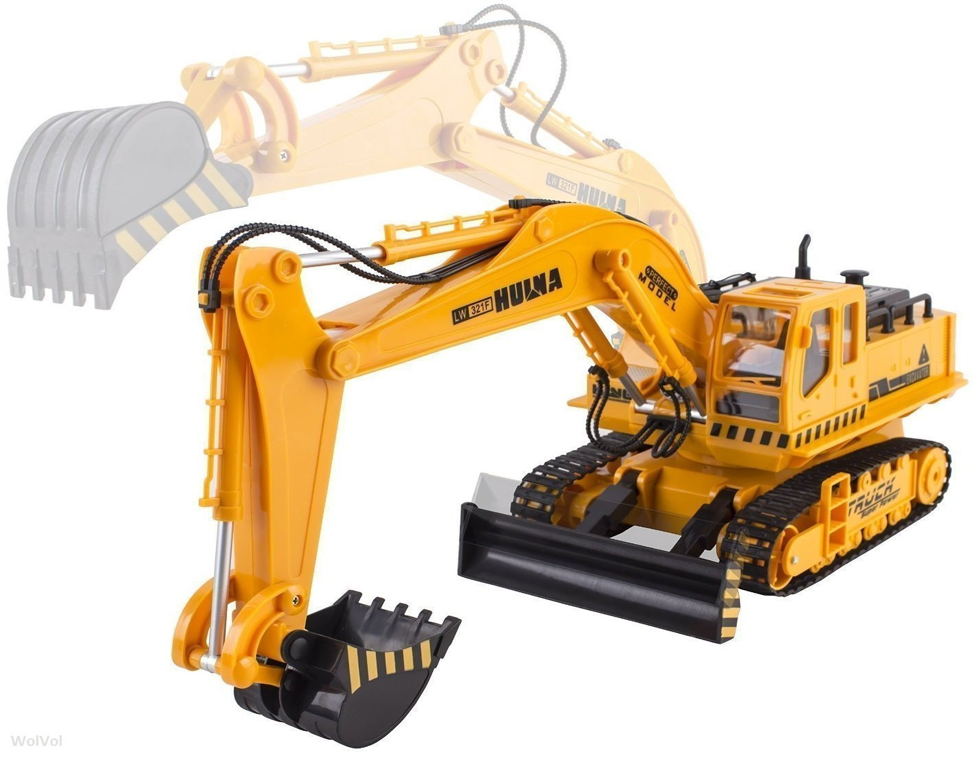 Best Rc Excavators For Sale Reviewed Rc Rank
