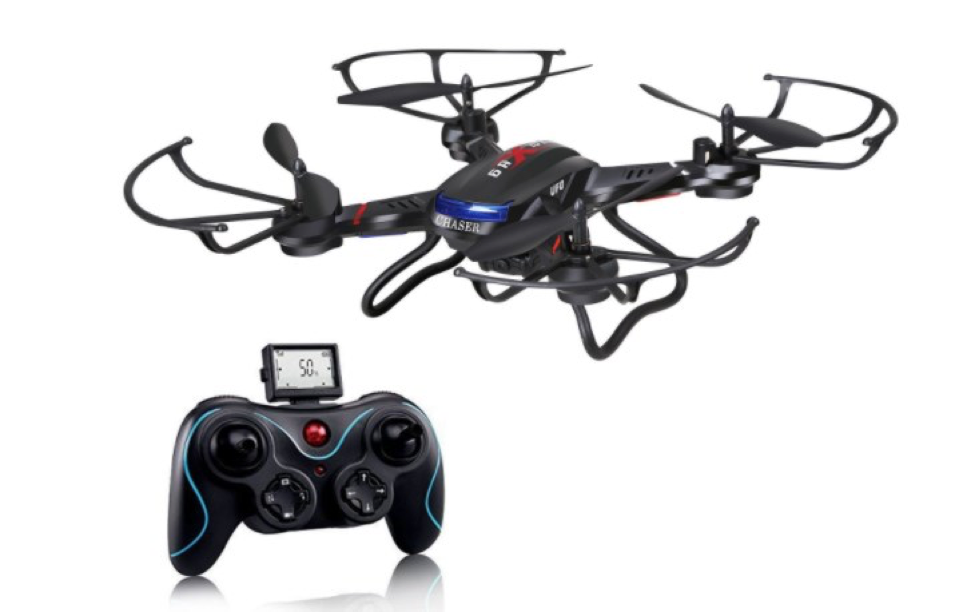 Holy Stone F181 RC Quadcopter Drone With HD Camera Most Durable